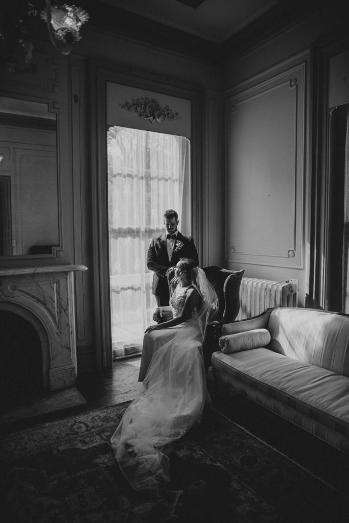 annesdale mansion editorial wedding photography